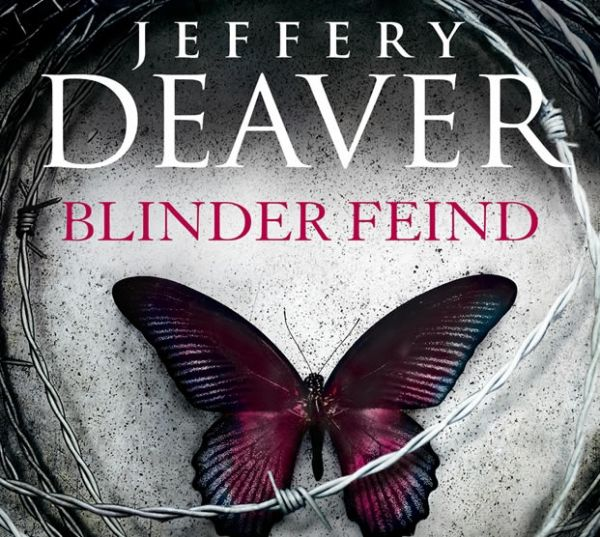 Jeffery Deaver - Blinder Feind Cover