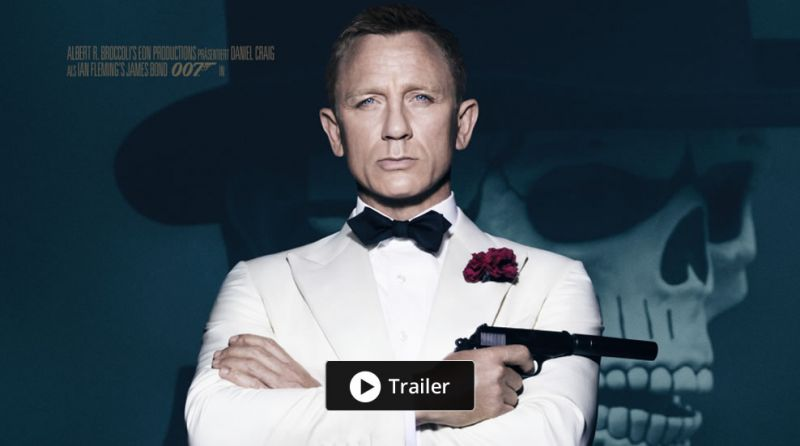 James Bond - Spectre - Trailer 2