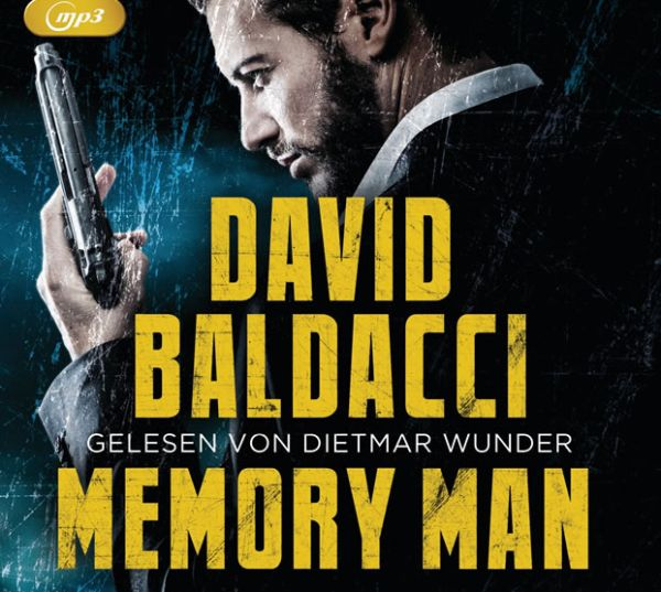 Cover von David Baldacci - Memory man