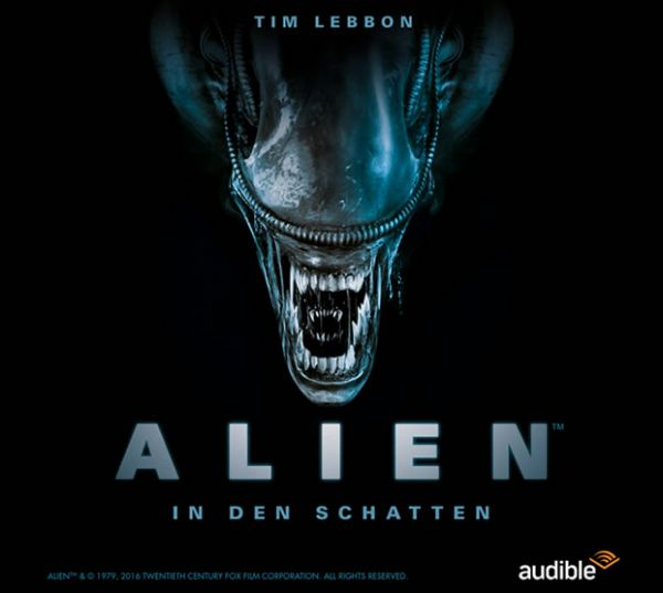 Cover von Tim Lebbon - Alien