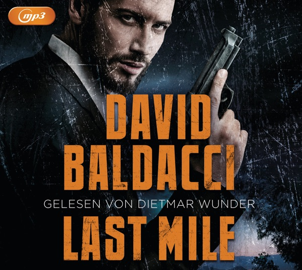 Cover von David Baldacci - Last Mile