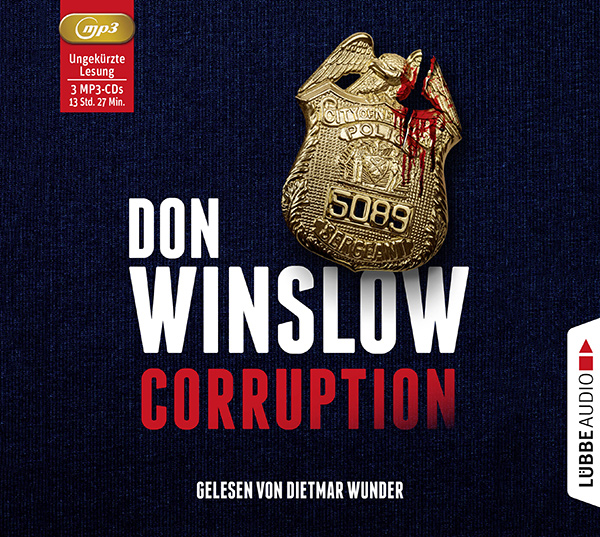 Cover von Don Winslow - Corruption