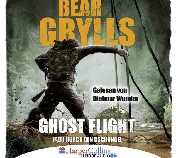 Cover von Grylls - Ghost Flight