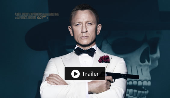 James Bond - Spectre - Trailer German